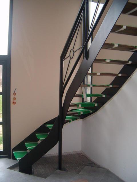 escalier 18
