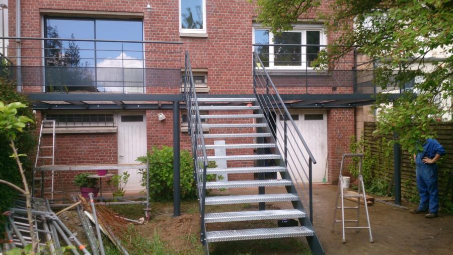 escalier 47