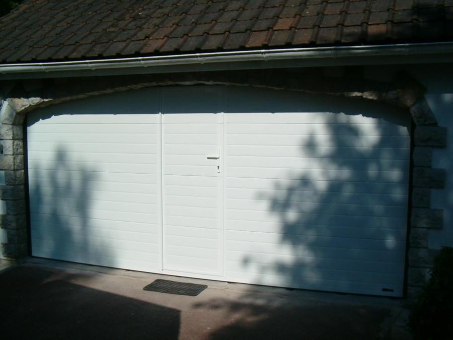 porte de garage 1