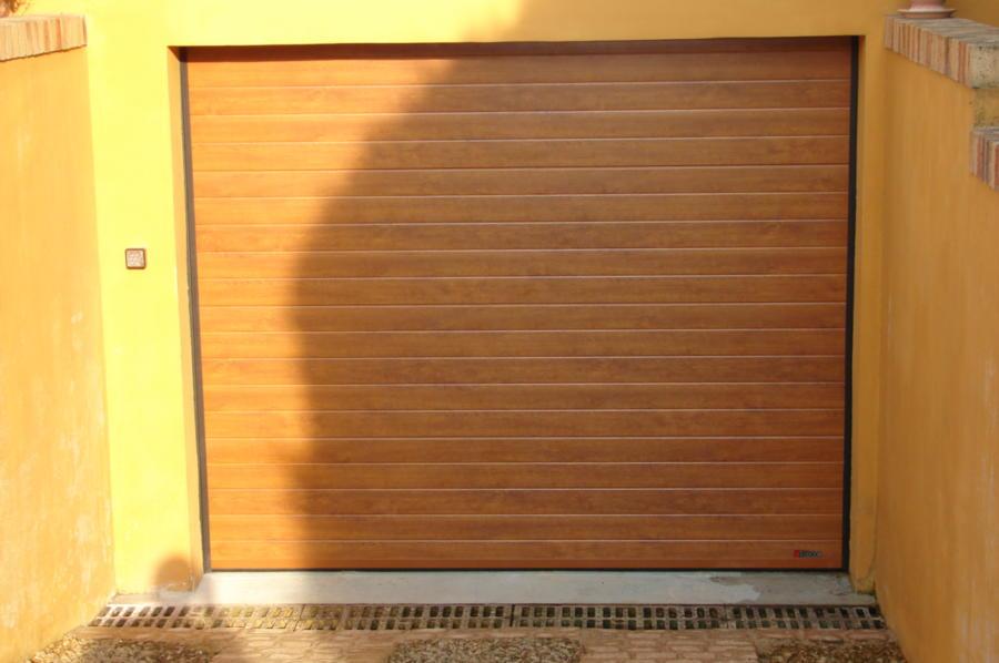 porte de garage 2